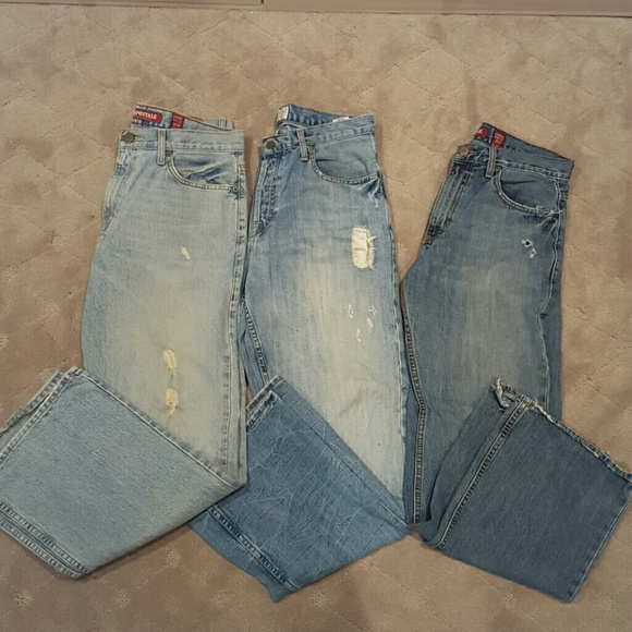 American Eagle Outfitters Other - American Eagle Outfitters and Aeropostale Jeans